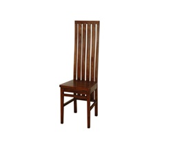 RAVILLE MODE DINING CHAIR 47 ANTIQUE BROWN