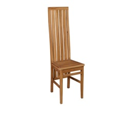 RAVILLE MODE DINING CHAIR 47 NATURAL